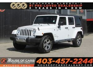 2017 Jeep Wrangler Unlimited Sahara/Remote Start/Voice Active Na