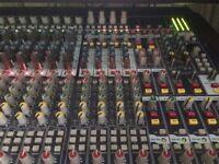 Midas Venice F24 Mixing Desk