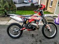 2012 GAS GAS EC300 2 STROKE, FULLY ROAD LEGAL