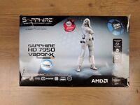 AMD Sapphire Radeon HD 7950 Vapor-X 3GB Graphics Card (FAULTY)