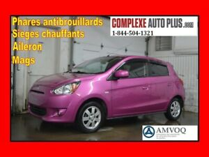 2014 Mitsubishi Mirage SE Hatch *A/C,Cruise,Bluetooth,Mags