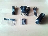 New Samsung SMX-C10 Flashcam camcorder, purchased for £150, selling for £80 or best offer!