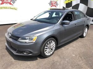 2011 Volkswagen Jetta Highline, Automatic, Sunroof, Diesel