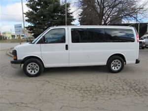 2014 Chevrolet Express 1500 8 passenger All Wheel Drive Passenge