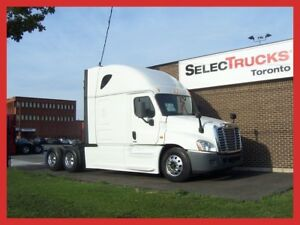 2014 Freightliner Cascadia Evolution - 13 Speed Manual!