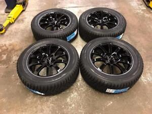 "18"" Porsche Wheels 5x130 and Winter Tires 255/55R18 (PORSCHE CAYYEN) Calgary Alberta Preview"