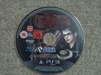 Ps3 game bayonetta