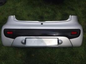 Peugeot 107 Bumper