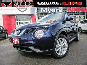 2015 Nissan Juke SV, INTELLIGENT KEY, BACK UP CAMERA, 2WD