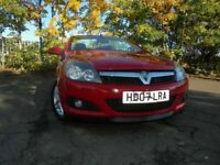 07 VAUXHALL ASTRA 1.8 CONVERTIBLE,MOT SEPT 021,2 OWNERS,PART-HISTORY,LOVELY EXAMPLE