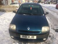 Renault Clio for sale BARGAIN!