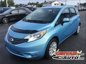 Nissan Versa Note SV A/C Bluetooth 2014