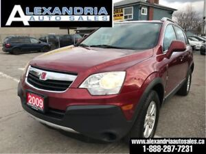 2009 Saturn VUE XE 4cyl 174km safety included