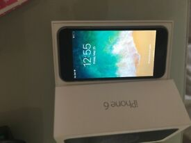 IPHONE 6 SPACE GREY 16GB UNLOCKED PERFECT CONDITION !!BATTERY POOR NEED SOON REPLACEMENT!!!CHEAP!!!