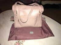Pink Radley Handbag