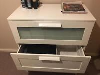IKEA 3 drawer unit