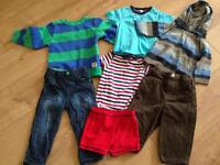 Boys clothes bundle. 12-18 Months and 18-24 months