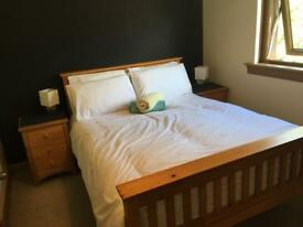 Double Room in quiet location