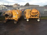 Selection of benford ct mixers