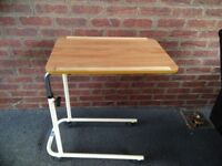 Mobility Over bed / over chair table