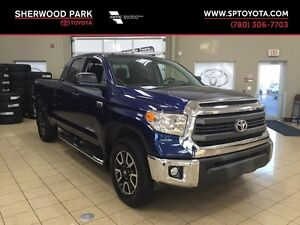 "2014 Toyota Tundra 4WD Double Cab 146"" 5.7L TRD Off-Road"