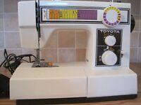 Toyota 2800 8002 Sewing Machine