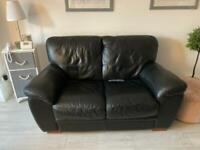 2+1 leather suite from smoke free home- need to go today!!