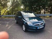 Vauxhall Zafira - cheap 7 seater