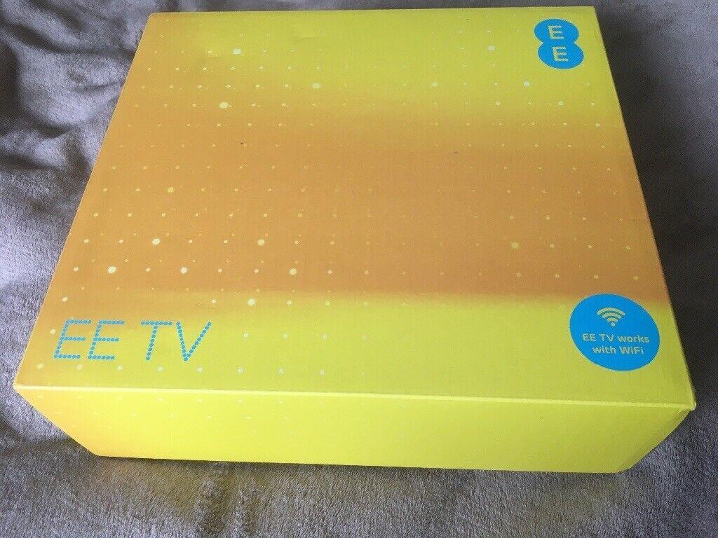 EE tv Netbox N8500 | in Linton, Cambridgeshire | Gumtree