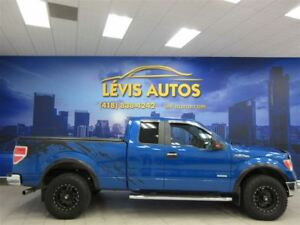2013 Ford F-150 XLT XTR PACKAGE V-6 3.5 ÉCOBOOST 87600 KM !