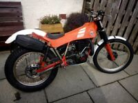 Montesa Cota 349 Trials Bike