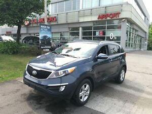 2016 Kia Sportage LX, DEMO,2.79%,  Bluetooth, Alloys, Fog Lights