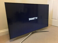 "Samsung 43"" ue43ku6400 Smart 4k UHD -1500hz- HDR - CRYSTAL COLOUR Wifi TV - WARRANTY"