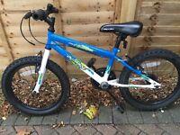 Nearly New Boys Apollo Outrage Bike