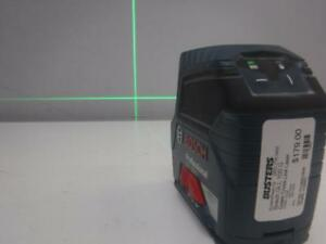 Bosch Green Cross Line Laser. We buy and sell power tools. 116997 SR927404
