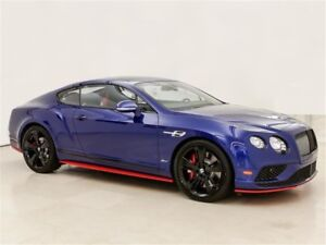 2017 Bentley Continental GT Speed NEW CAR 2.5% LEASE RATE