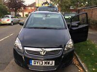 Vauxhall zafira 1.7 design TDI 5dr for sale