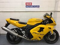 TRIUMPH DAYTONA 955I SS 2007 GREAT CONDITION YELLOW