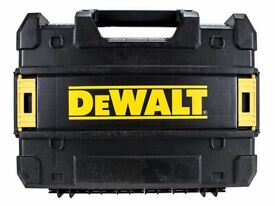 Dewalt cases (empty) brand new, two available