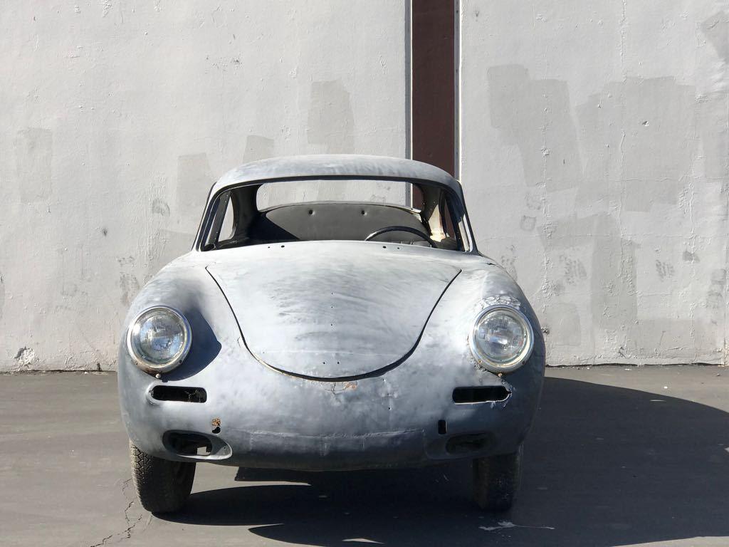 1960 Porsche 356 S 1960 Porsche 356 S