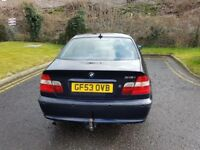 2003 BMW 3 Series 2.0 318i SE 4dr Automatic @07445775115