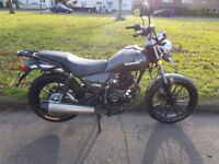 ***PRISTINE*** Lexmoto ZSB 125cc 2016 Motorcycle Scooter Learner Legal 125 Exc Cond CBF CBR Venom