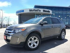 2014 Ford Edge SEL AWD LEATHER, HEATED SEATS