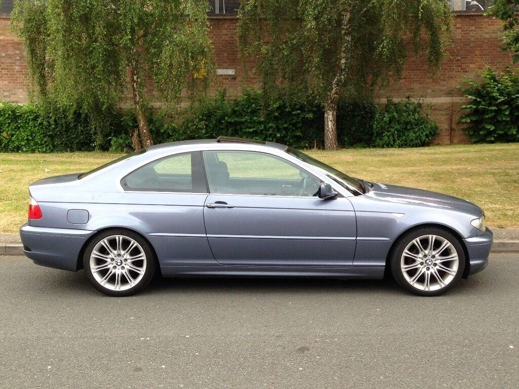 2004 BMW 3 Series Facelift 2.2 320Ci SE 2dr Manual Petrol ...