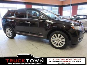 2013 Lincoln MKX AMAZING LUXURY ALL WHEEL DRIVE!!