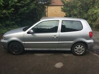 VW Polo great first car