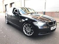 BMW 3 SERIES 2006 2.0 320d SE 4 door HUGE SPEC, LONG MOT, BARGAIN