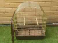 BIRD CAGE IN GOLD OPEN TOP £20