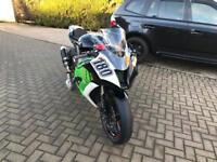 2014 Kawasaki zx10r track/race bike