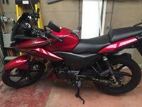 Honda CBF 125 cc 2013